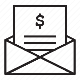 bill, claim, finance, invoice, medical, payment icon