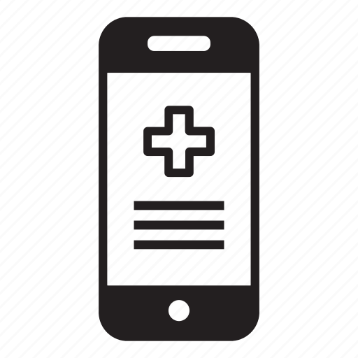 app, device, healthcare, medical, mobile, pharmacy, wellness icon