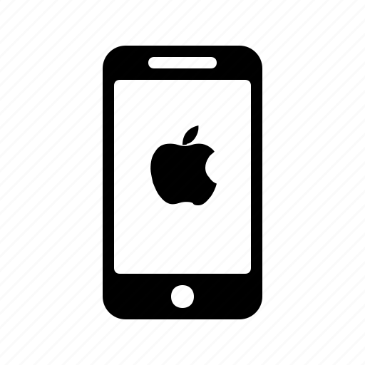 Mobile, application, iphone, apple, phone icon