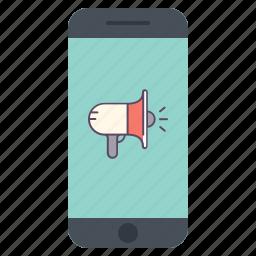 alarm, application, audio, music, sound, telephone, volume icon