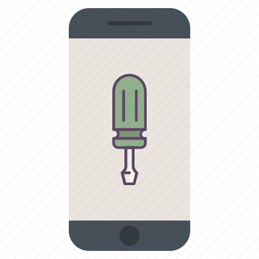 application, configuration, options, preferences, settings, telephone, tools icon