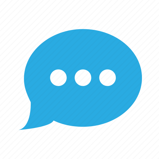 chat, conversation, discussion, message, sms icon