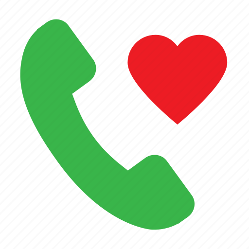 call love, favorite contact, phone love, phone lovers icon