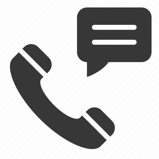 call, chat, communication, message, phone, telephone icon
