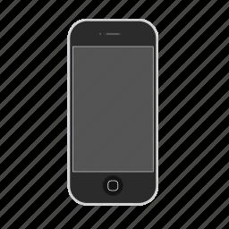 communication, display, internet, phone, smartphone, telephone, touchscreen icon