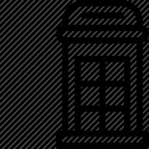 box, communication, message, phone, telephone icon