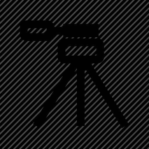 camera, cameratripod, support, tripod icon