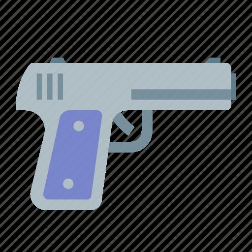 action, crime, criminal, gun, pistol icon
