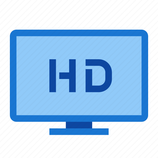 film, hd, movie, video, wide, widescreen icon