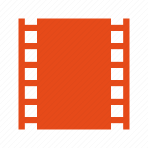 frame, media, movie, reel, video icon