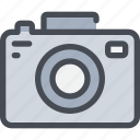 cam, camera, device, digital, media, photography icon
