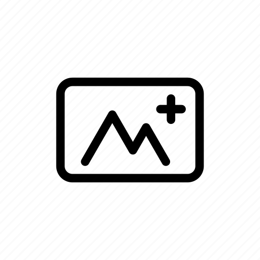 audio, photo, picture, ui, video icon