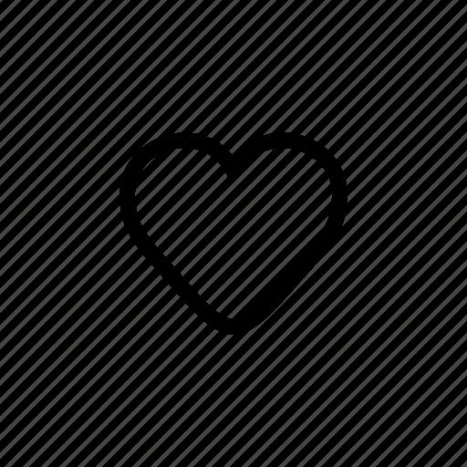 audio, like, love, photo, ui, video icon