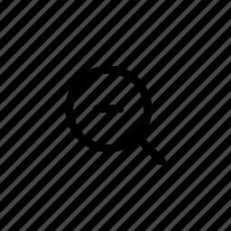 audio, photo, ui, video, zoom icon