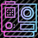 camcorder, digitalcamera, electronics, gopro icon