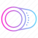 filter, lens, photo, tool icon
