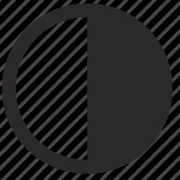camera, color, contrast, digital, settings, ui icon