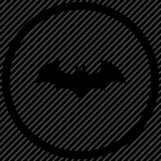 atm, bat, batman, hero, round icon