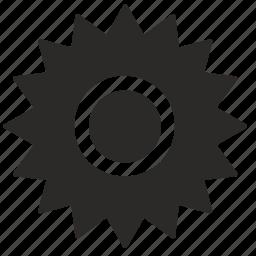 camera, digital, flash, lighting, photo, settings, sun icon