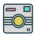 camera, old, photo, picture, square icon