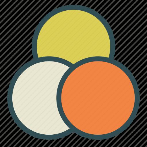 circle, color, edit, tool icon