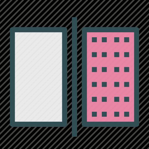 compare, edit, filter icon