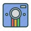 camera, instagram, photo, picture icon