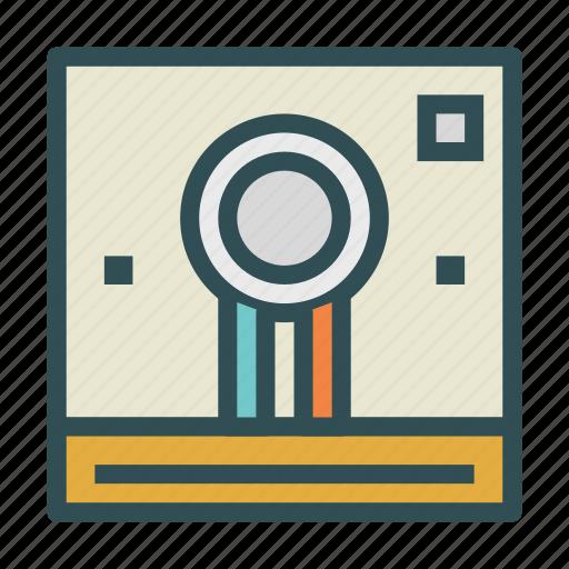 camera, instant, photo, picture icon