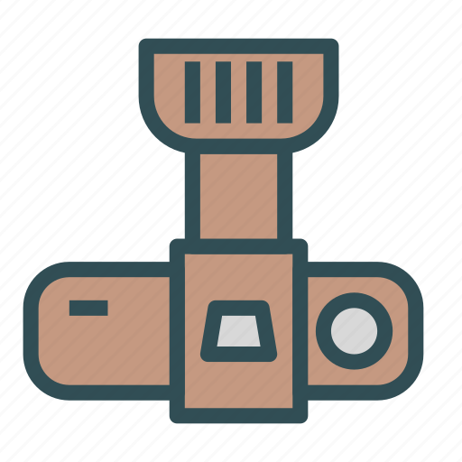 camera, modern, photo, top, view icon