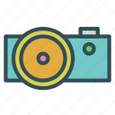 camera, photo, picture, video icon
