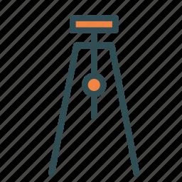 camera, device, photo, tripod, video icon