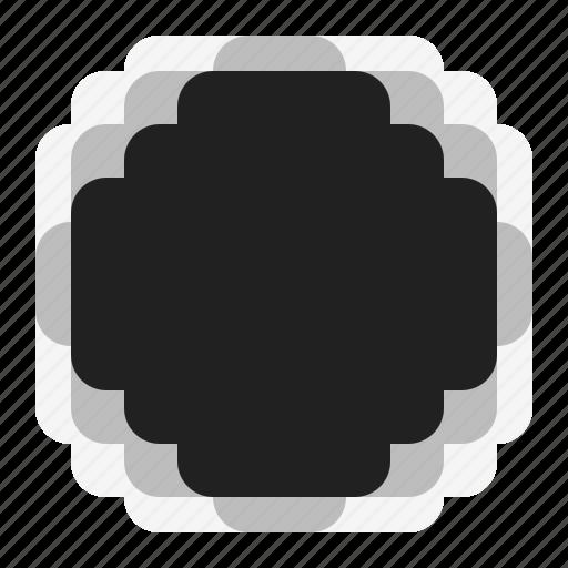 blur, edit, image, photo, sharp icon
