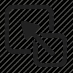 edit, image, photo, resize, zoom icon