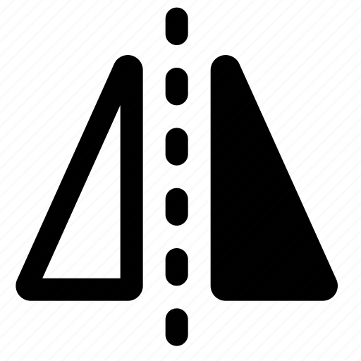 Flip, horizontal, clone, mirror icon - Download on Iconfinder