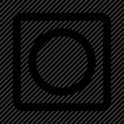 creative, frame, layout, overlay icon