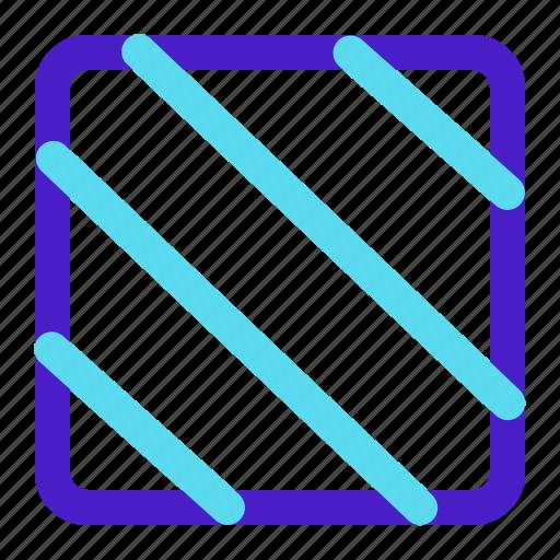 editor, pattern, photo icon