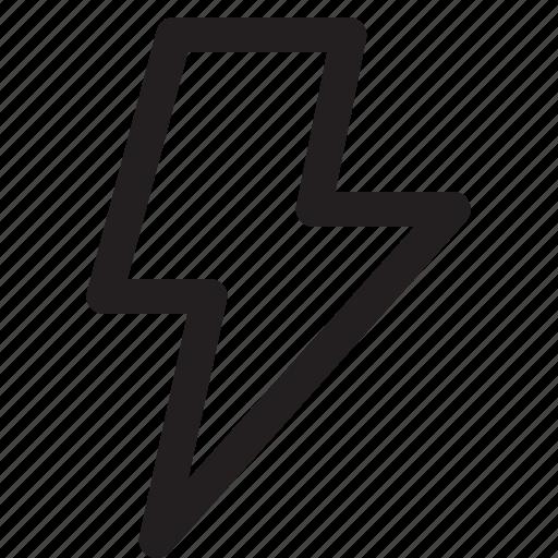 editor, flash, photo icon