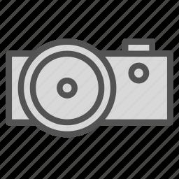 camera, photo, picture, video icon
