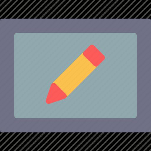 draw, edit, frame, photo, tool icon