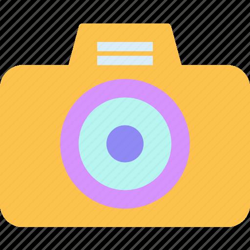 camera, device, frame, photography, photoshoot, simplephoto icon