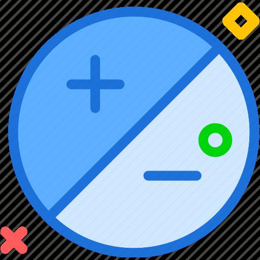 decrease, edit, focus, increase, zoom icon