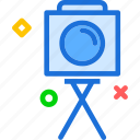 camera, photography, photoshoot, tripod