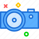edit, film, recorder, sound icon