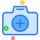 add, camera, device, photography, photoshoot icon