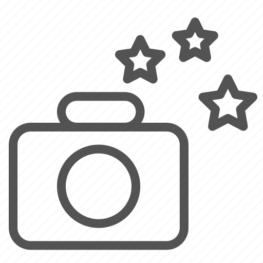 camera, fav, favorite, photo, star icon