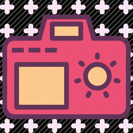 brightness, camera, day, device, effect, light, photography icon