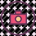 camera, circle, device, photography, photoshoot