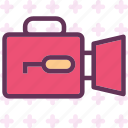 camera, device, key, photography, photoshoot icon