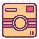 camera, device, old, photography, photoshoot icon