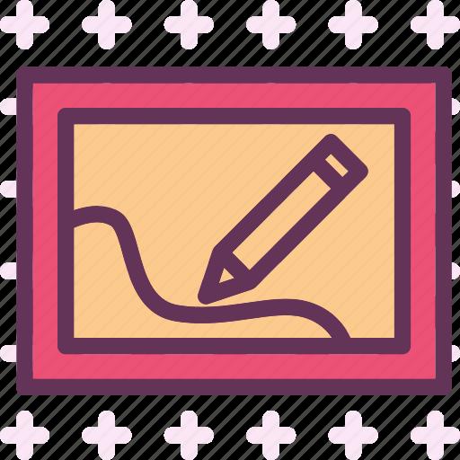 edit, frame, photo icon